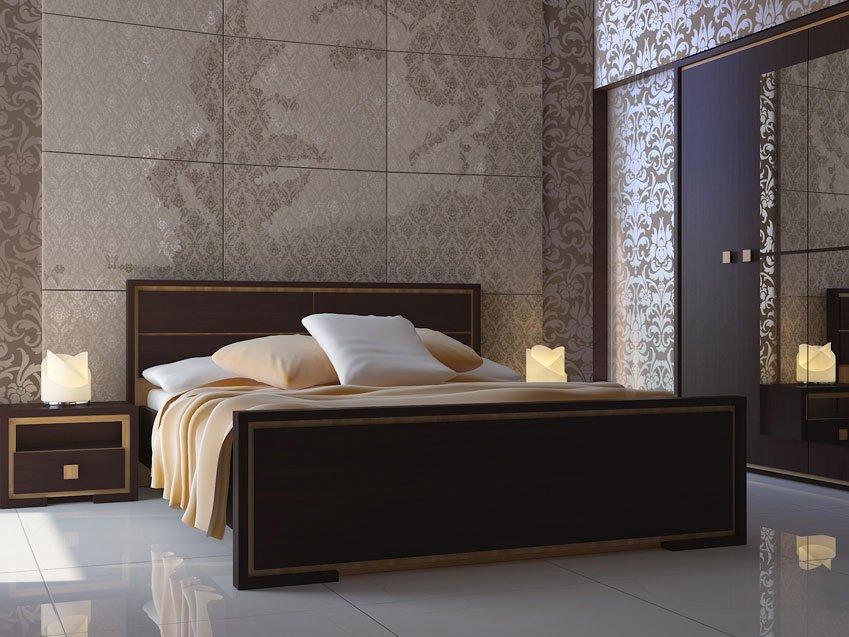 Ліжка з ДСП/МДФ