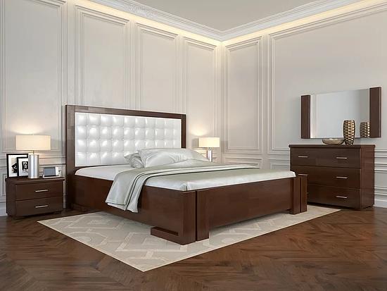 Ліжка з дерева