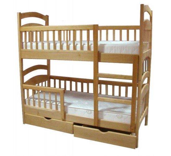 Двуярусные детские кровати