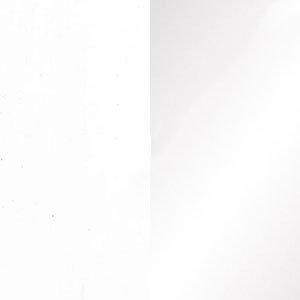Білий/Білий лак