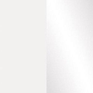 Білий/Білий глянець