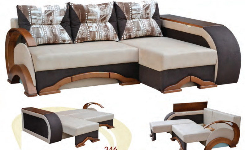 Угловой диван Кредо 1 0