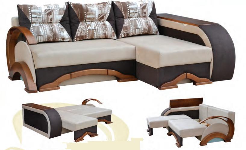 Угловой диван Кредо 2 0