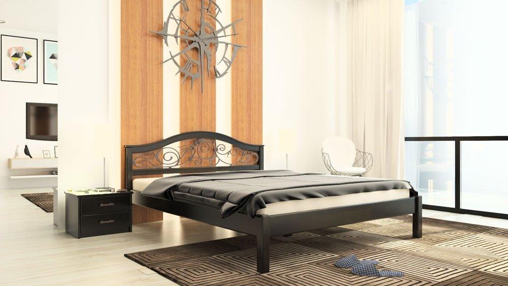 Ліжко Італія + Ковка 6