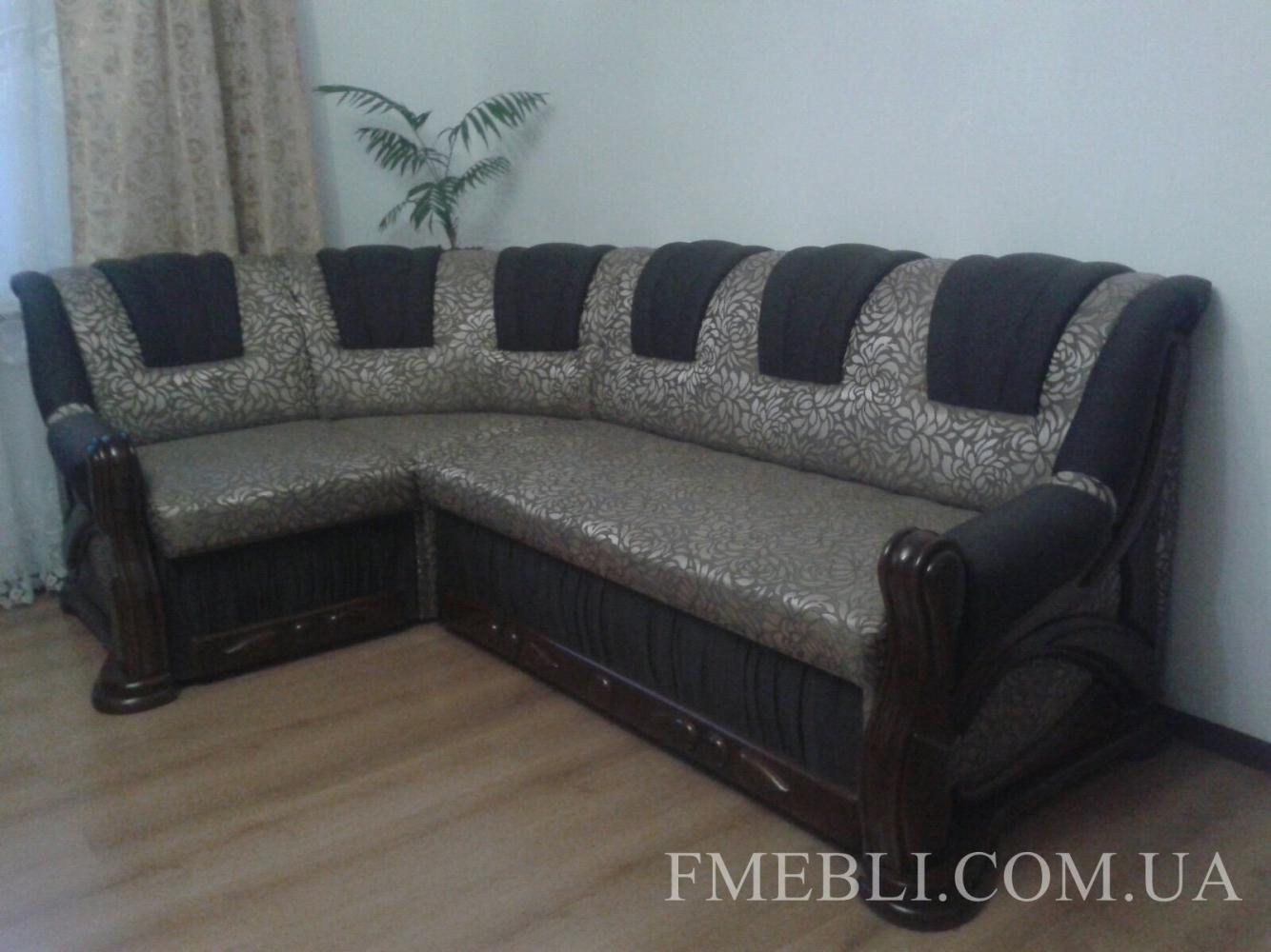 Угловой диван Шик 3