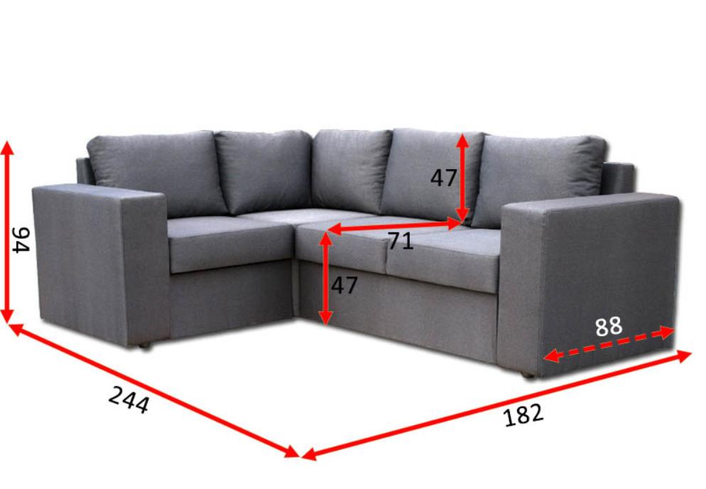 Угловой диван Чикаго 21-В 3