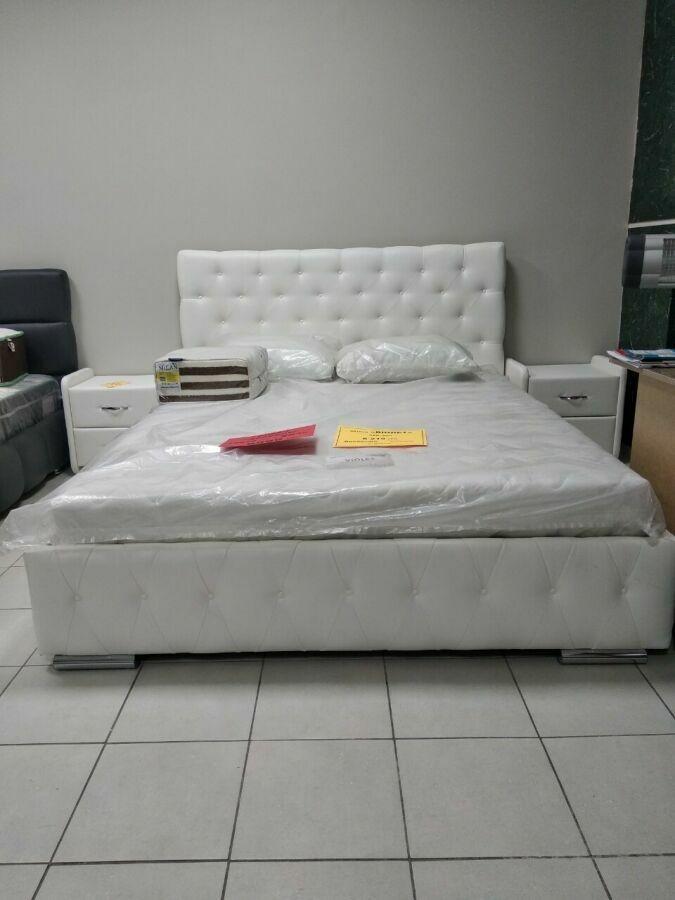 Ліжко Арабель з підйомним механізмом + ВІДЕООГЛЯД 7