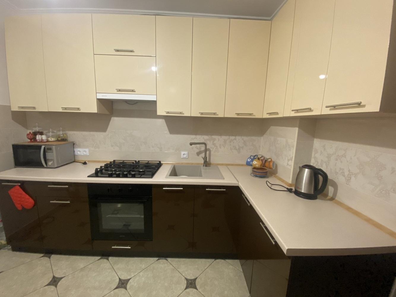 Модульна кухня Фарбований високий глянець  5