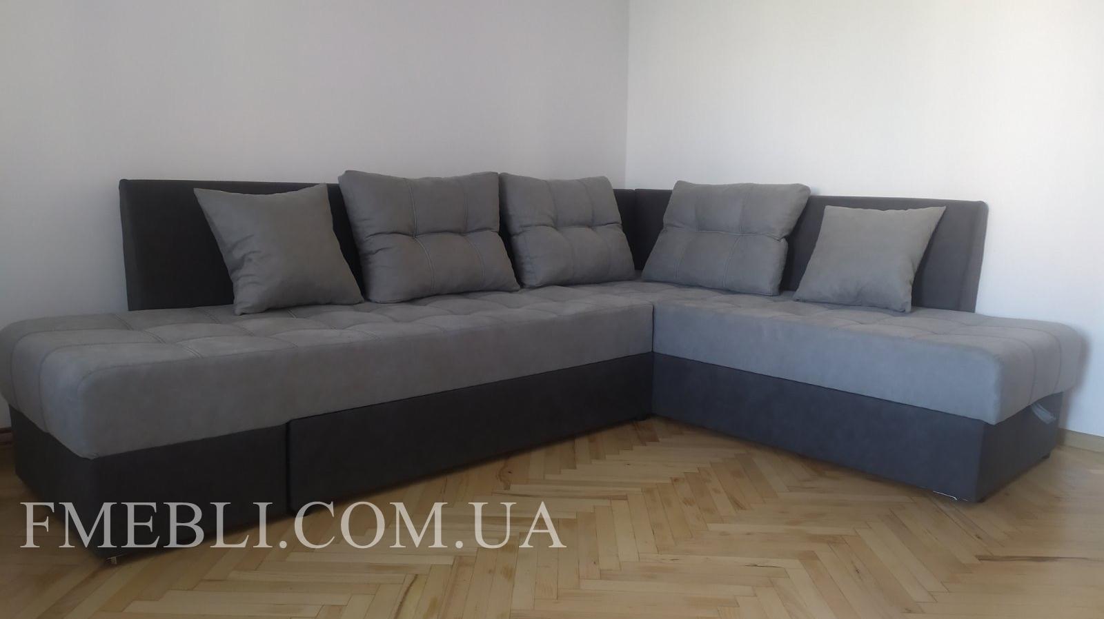 Кутовий диван Преміум + Відеоогляд 6