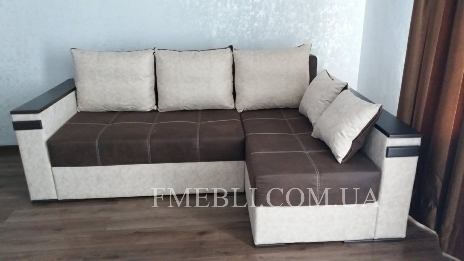 Кутовий диван Легінь 2 +Відеоогляд 1