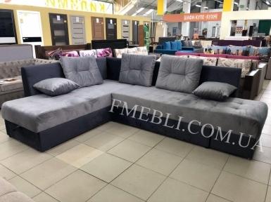 Кутовий диван Преміум + Відеоогляд 1