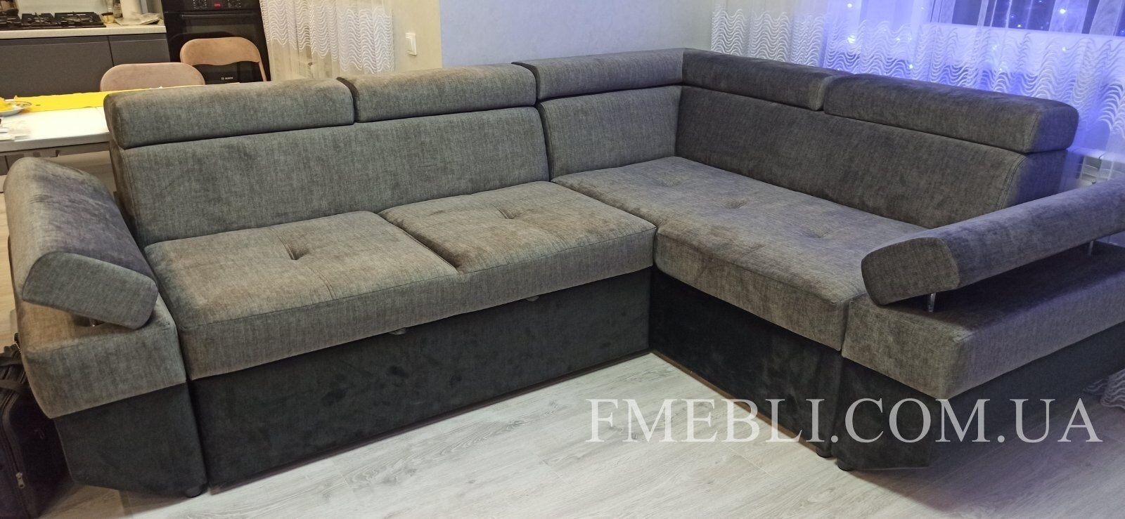 Угловой диван Сафари 2