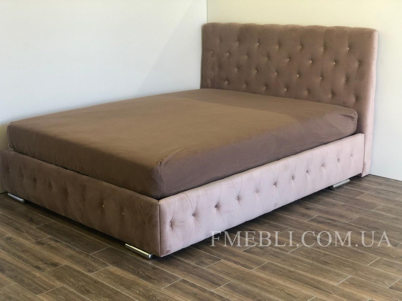 Ліжко Арабель з підйомним механізмом + ВІДЕООГЛЯД 3