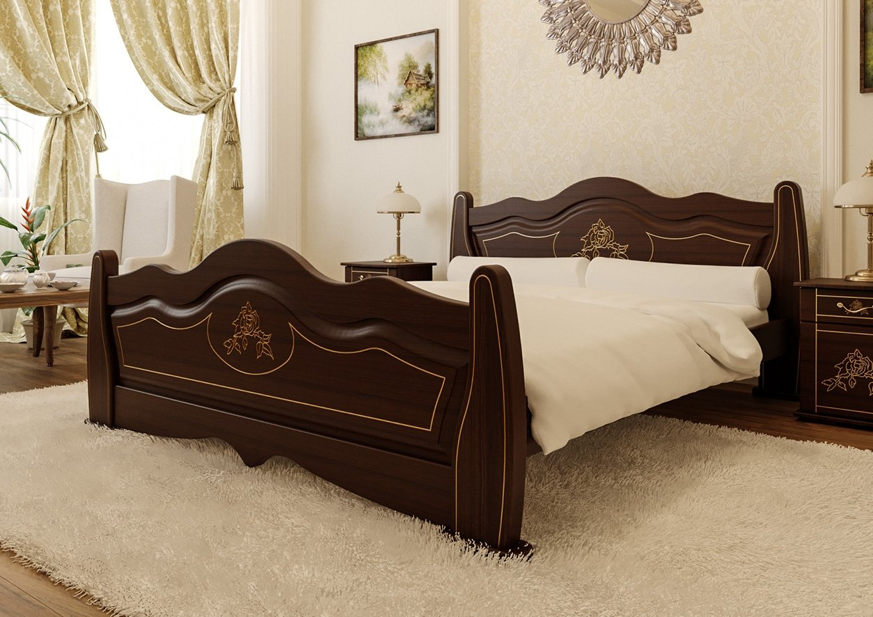 Кровать Мальва Премиум 4