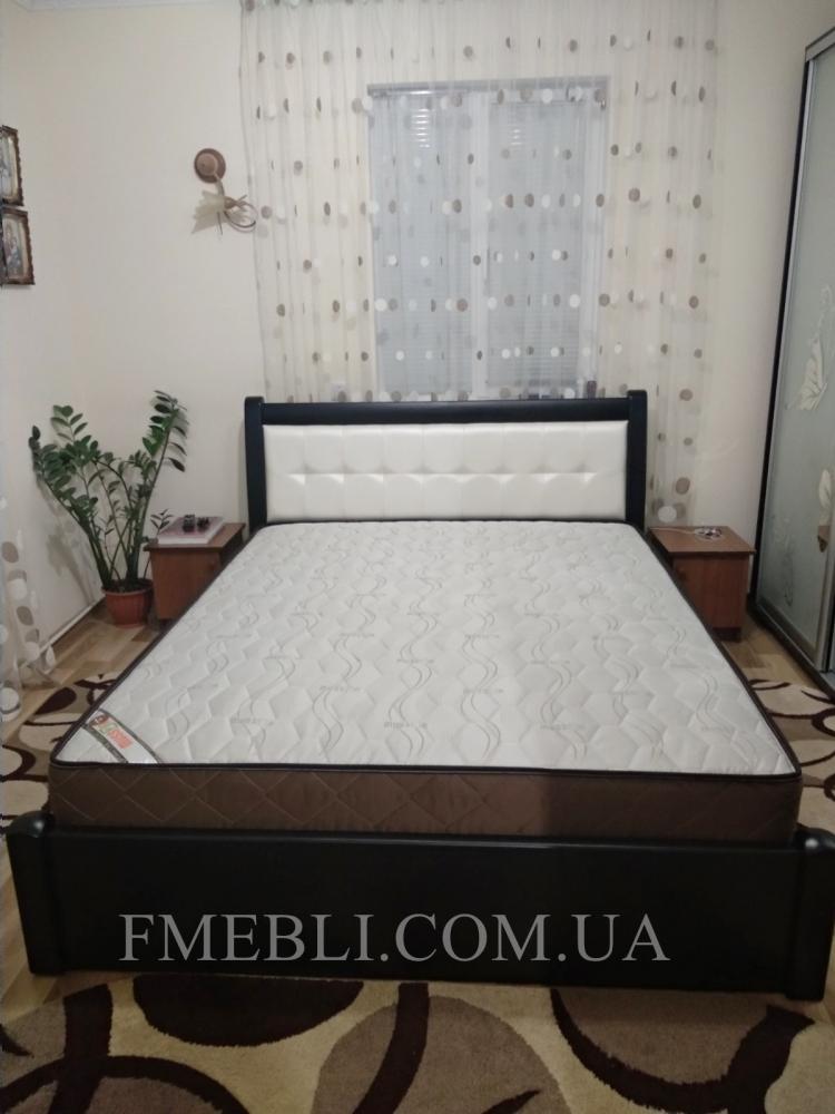 Кровать Лион + Подъемник 2