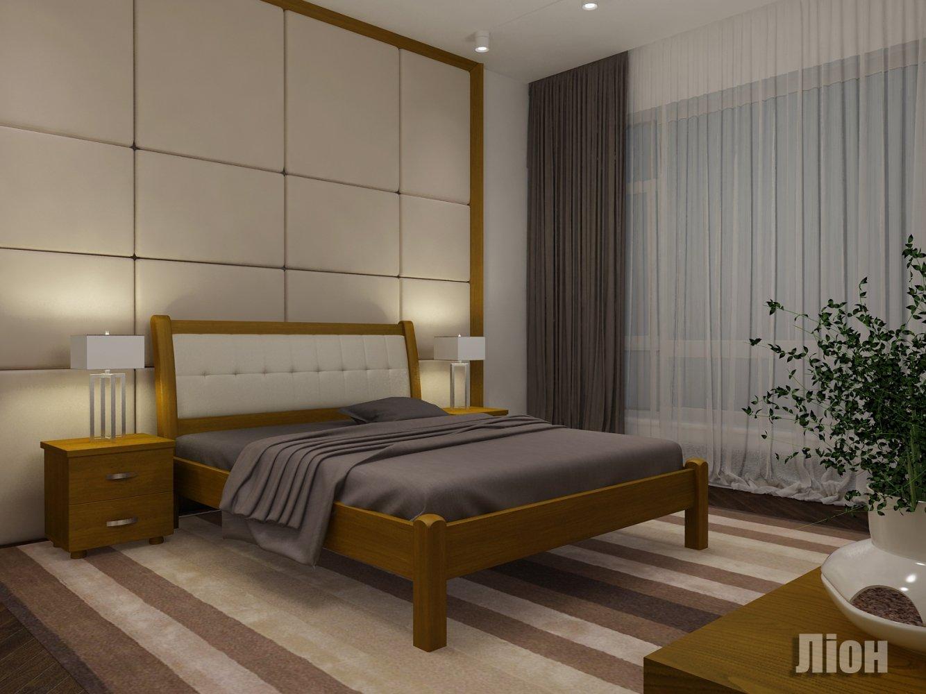 Кровать Лион + Подъемник 6
