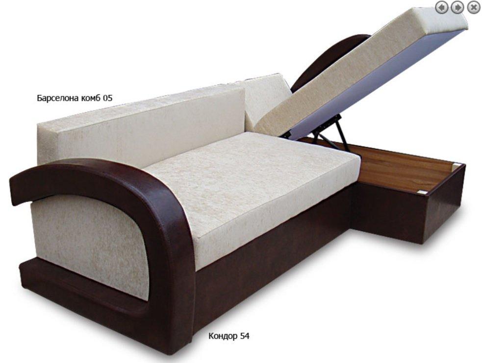 Угловой диван Респект 0