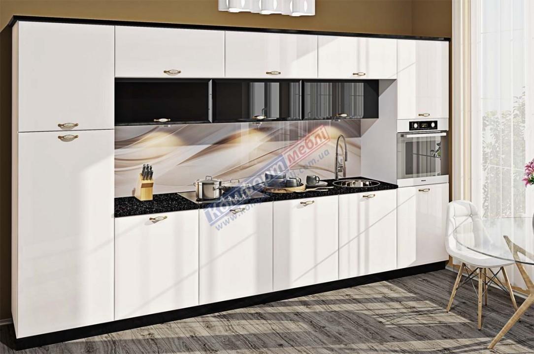Модульна кухня Хай-тек глянець 8