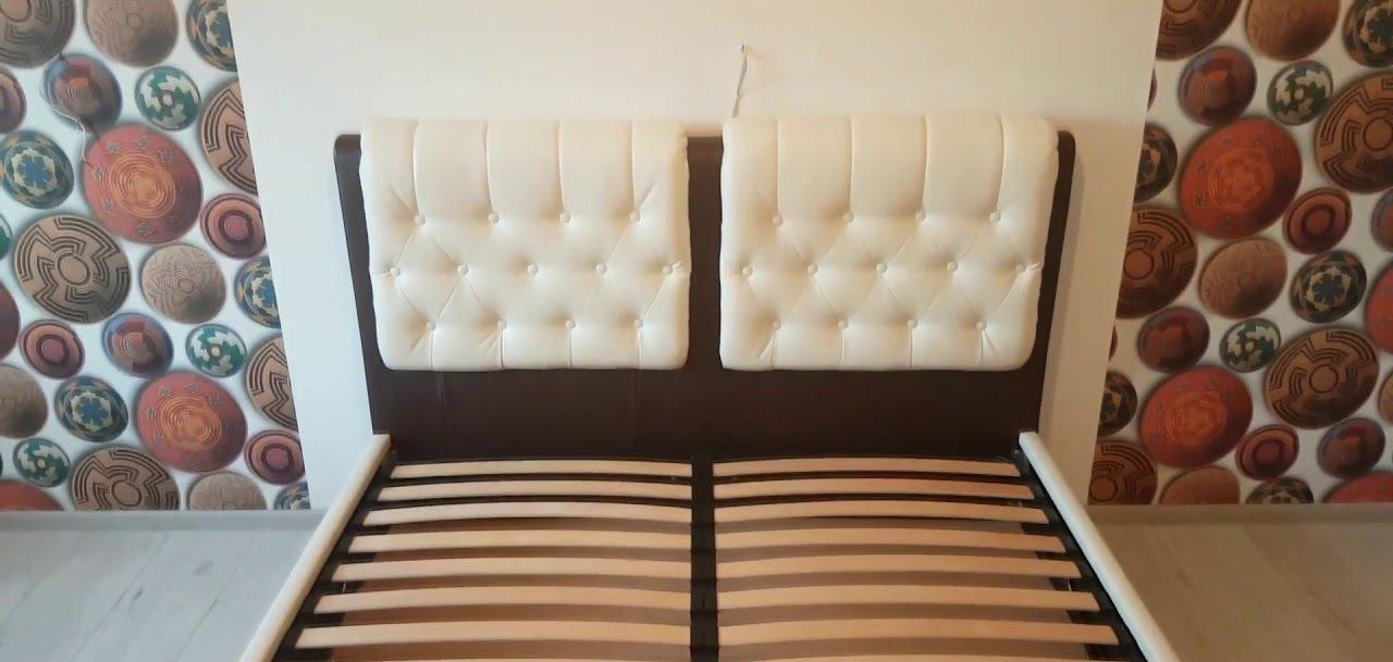 Кровать Скарлет с подъемным механизмом. 5