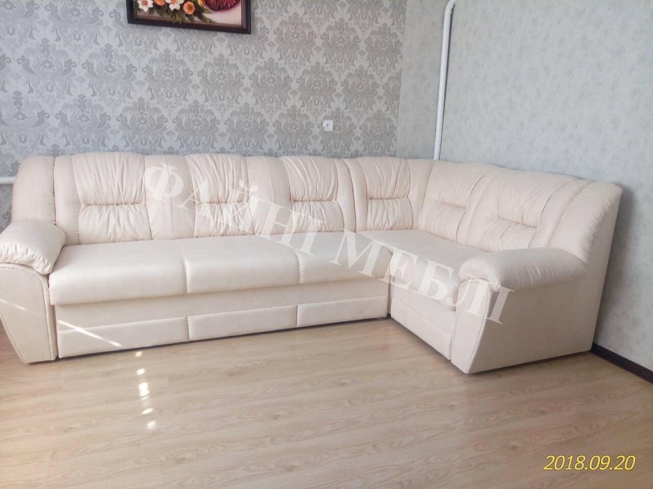 Кутовий диван Бруклін А-32 3