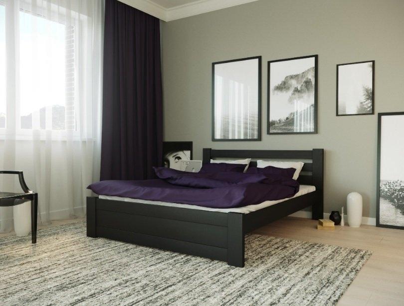 Кровать Жасмин Лев 3