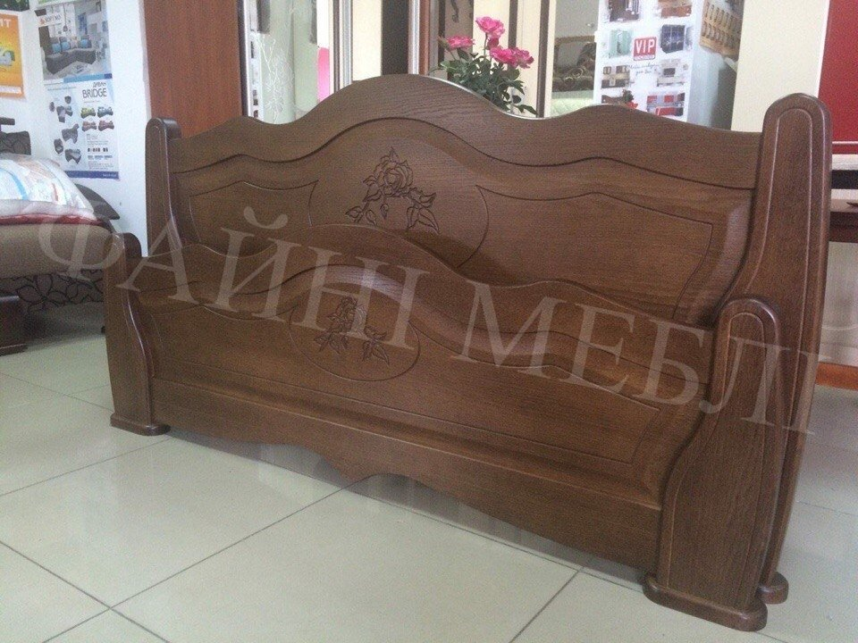 Кровать Мальва Премиум 9