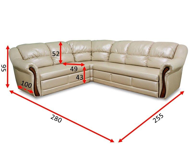 Угловой диван Редфорд 32 10