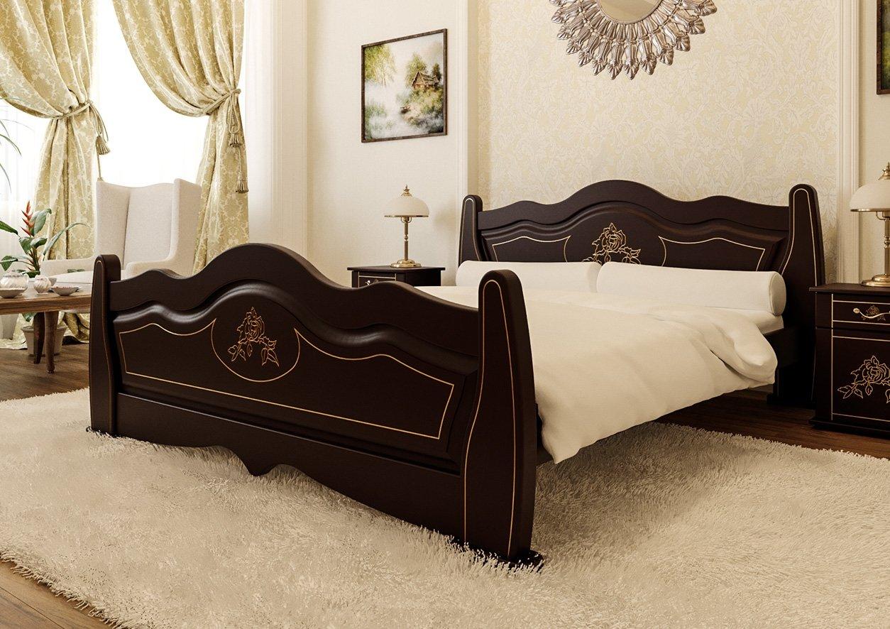 Кровать Мальва Премиум 5