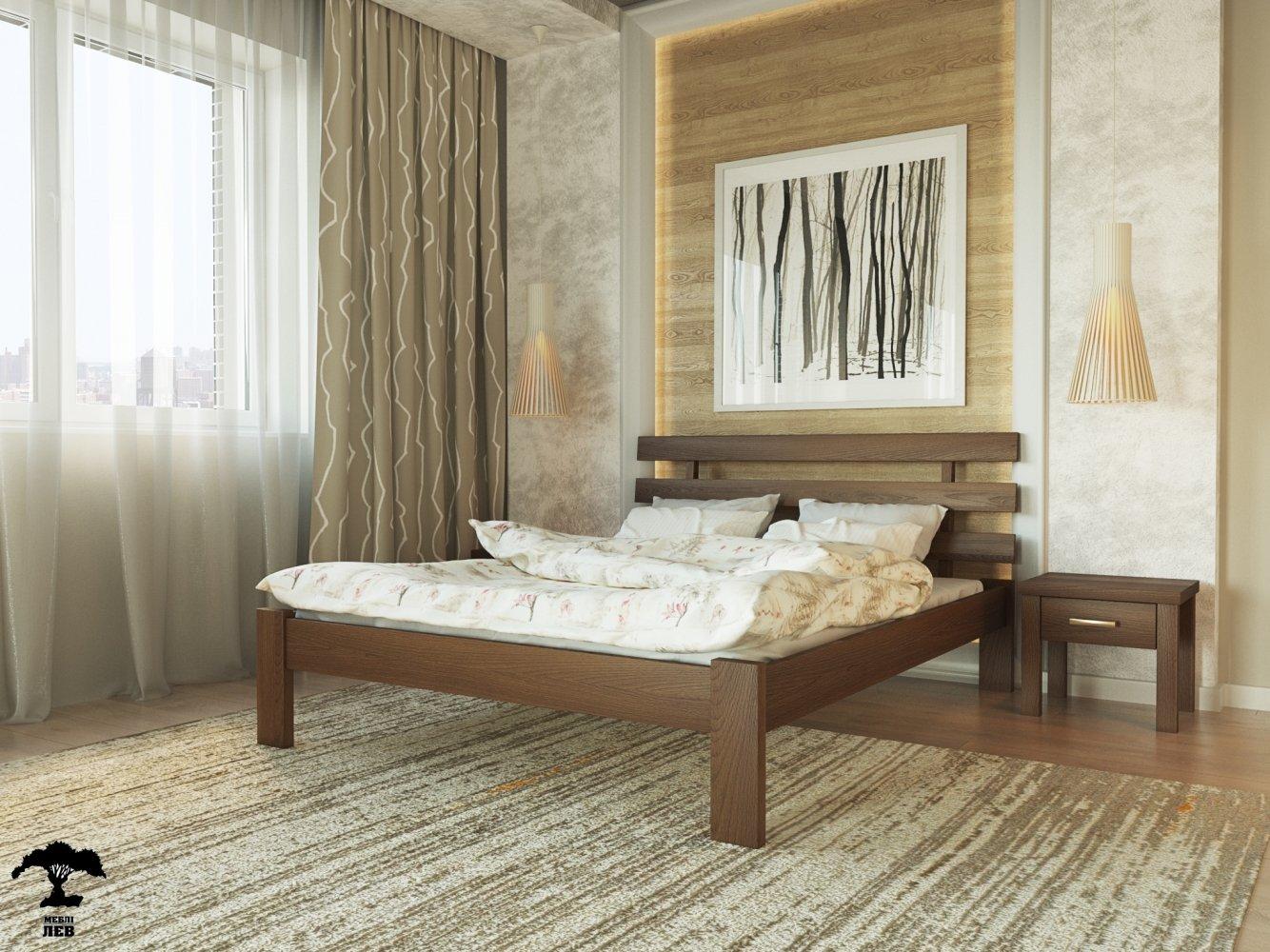 Кровать Асоль Лев 2