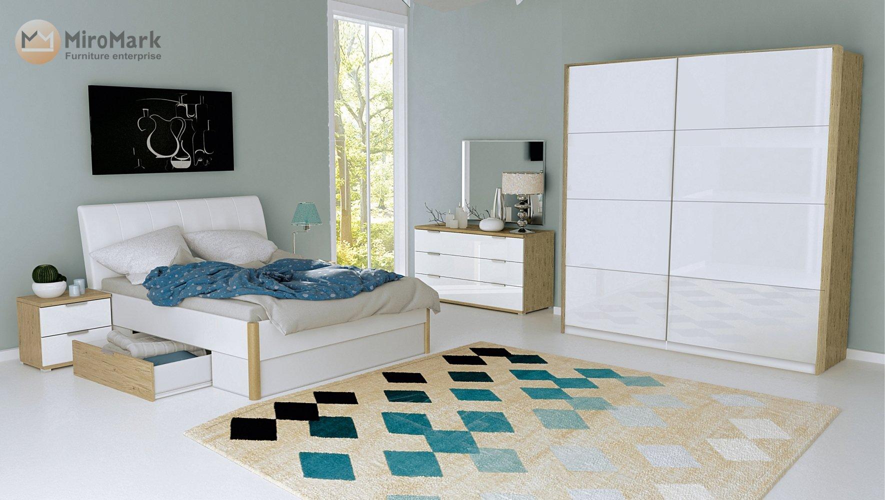 Модульна спальня Флоренція 2