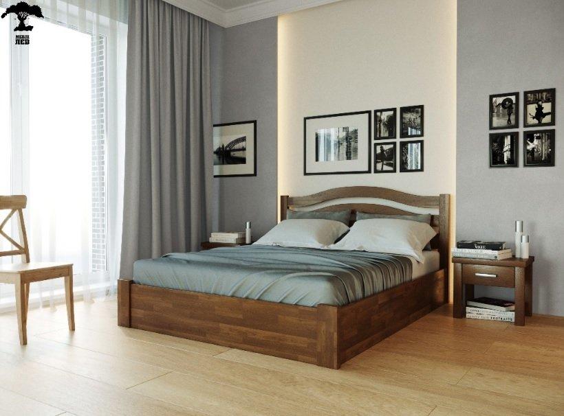 Кровать Афина Нова с механизмом 3