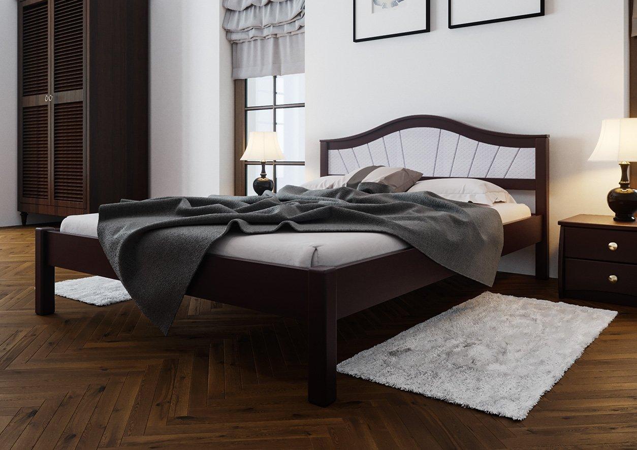 Ліжко Італія + М'яка вставка 0