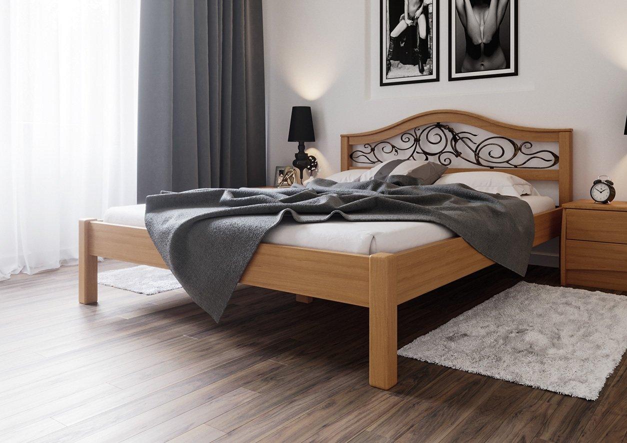 Ліжко Італія + Ковка 0