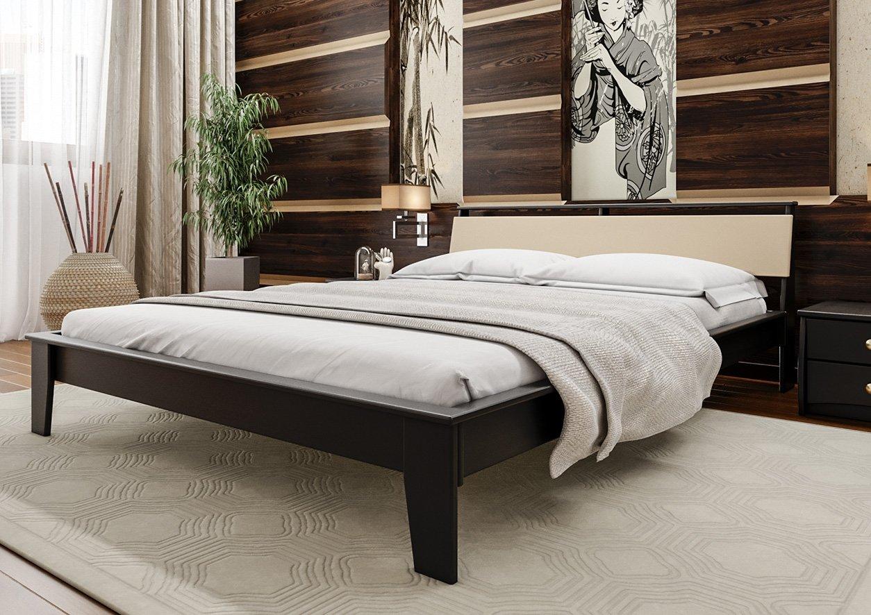 Ліжко Венеція + М'яка вставка 0