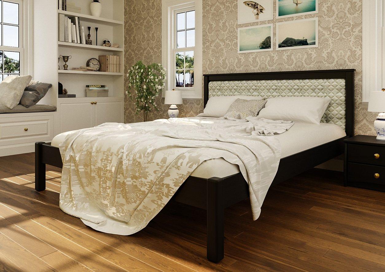 Ліжко Модерн + М'яка вставка 4