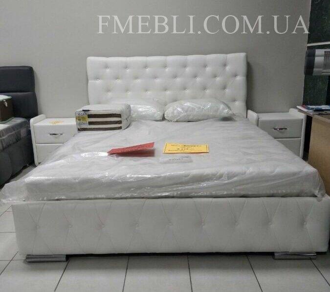 Ліжко Арабель з підйомним механізмом + ВІДЕООГЛЯД 5