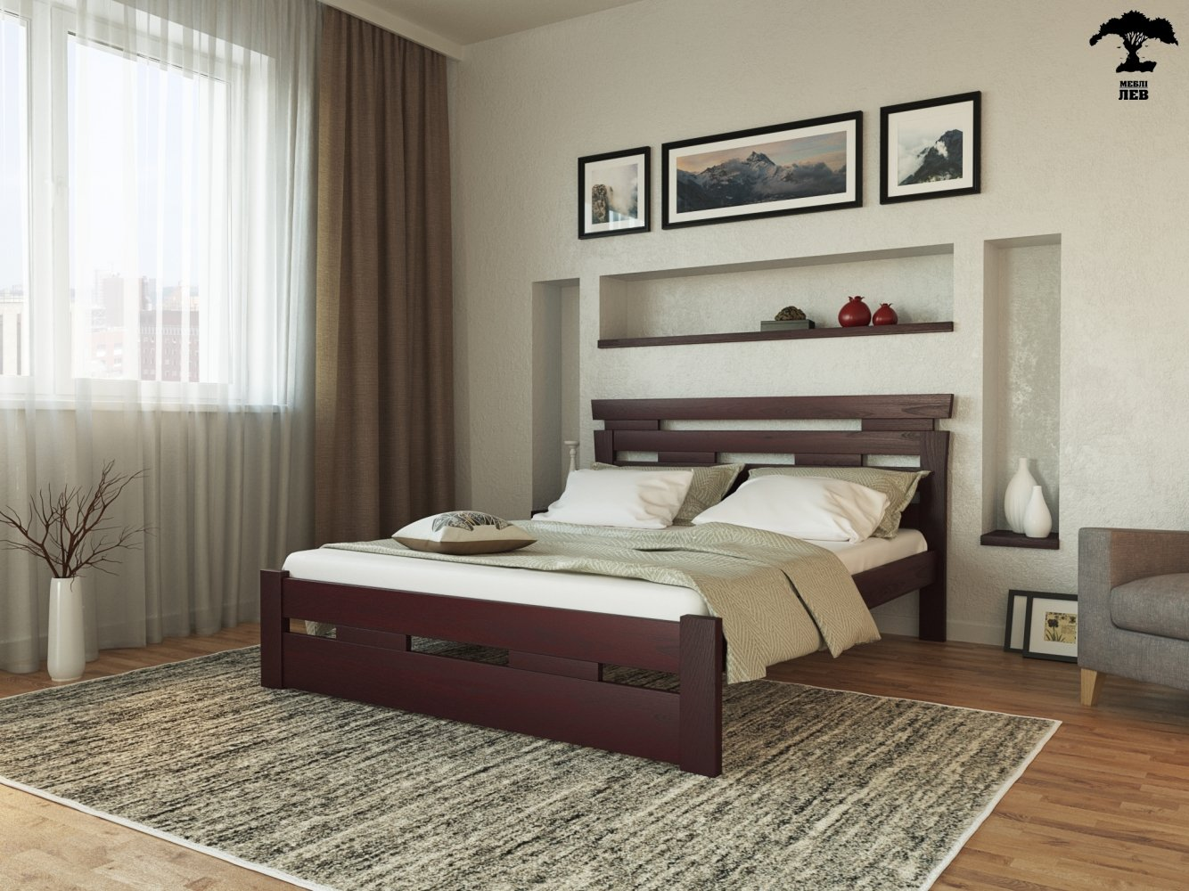 Ліжко Зевс  Лев 6