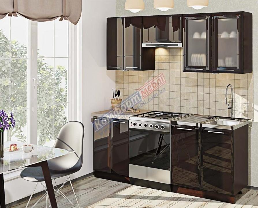 Модульна кухня Хай-тек глянець 12