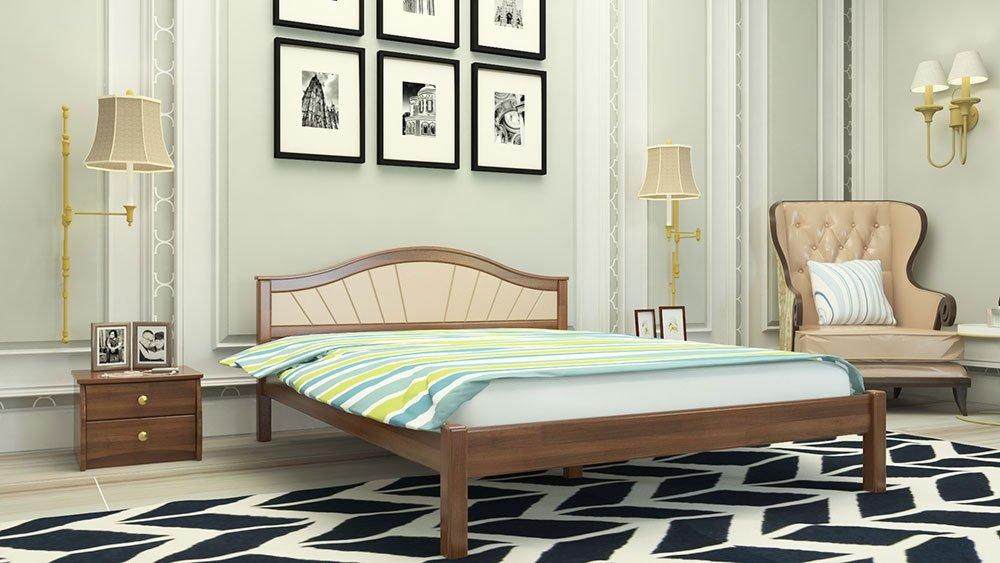 Ліжко Італія + М'яка вставка 6