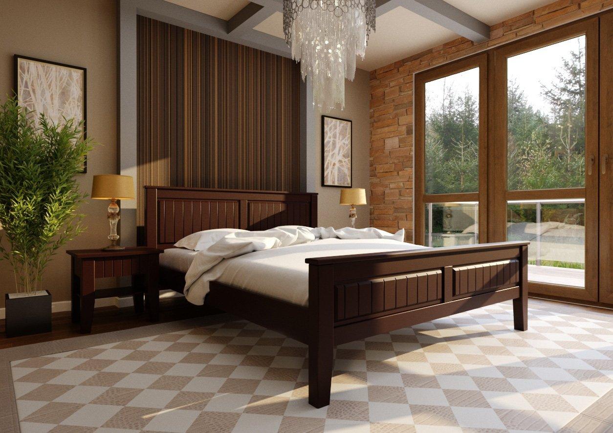 Ліжко Глорія високе ізніжжя 2