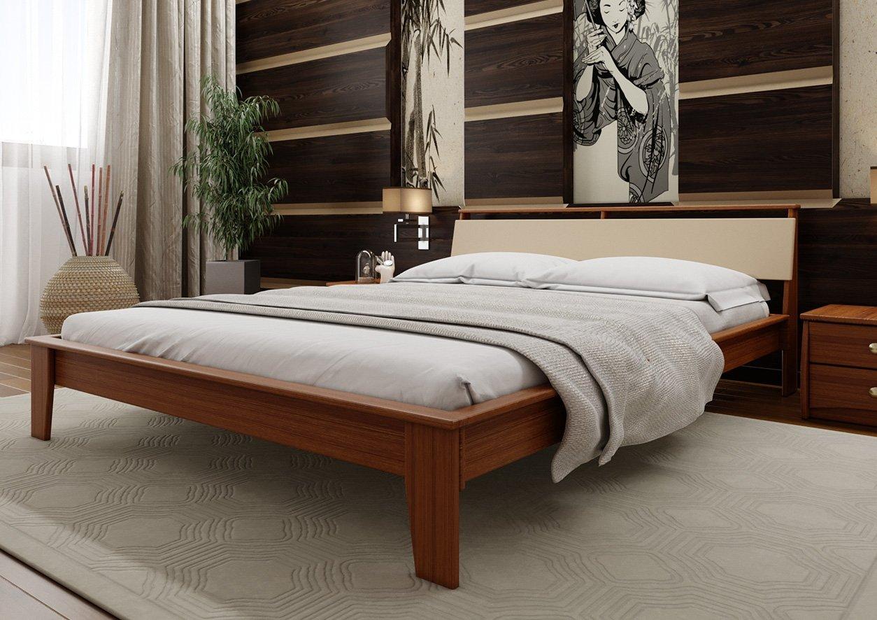 Ліжко Венеція + М'яка вставка 3