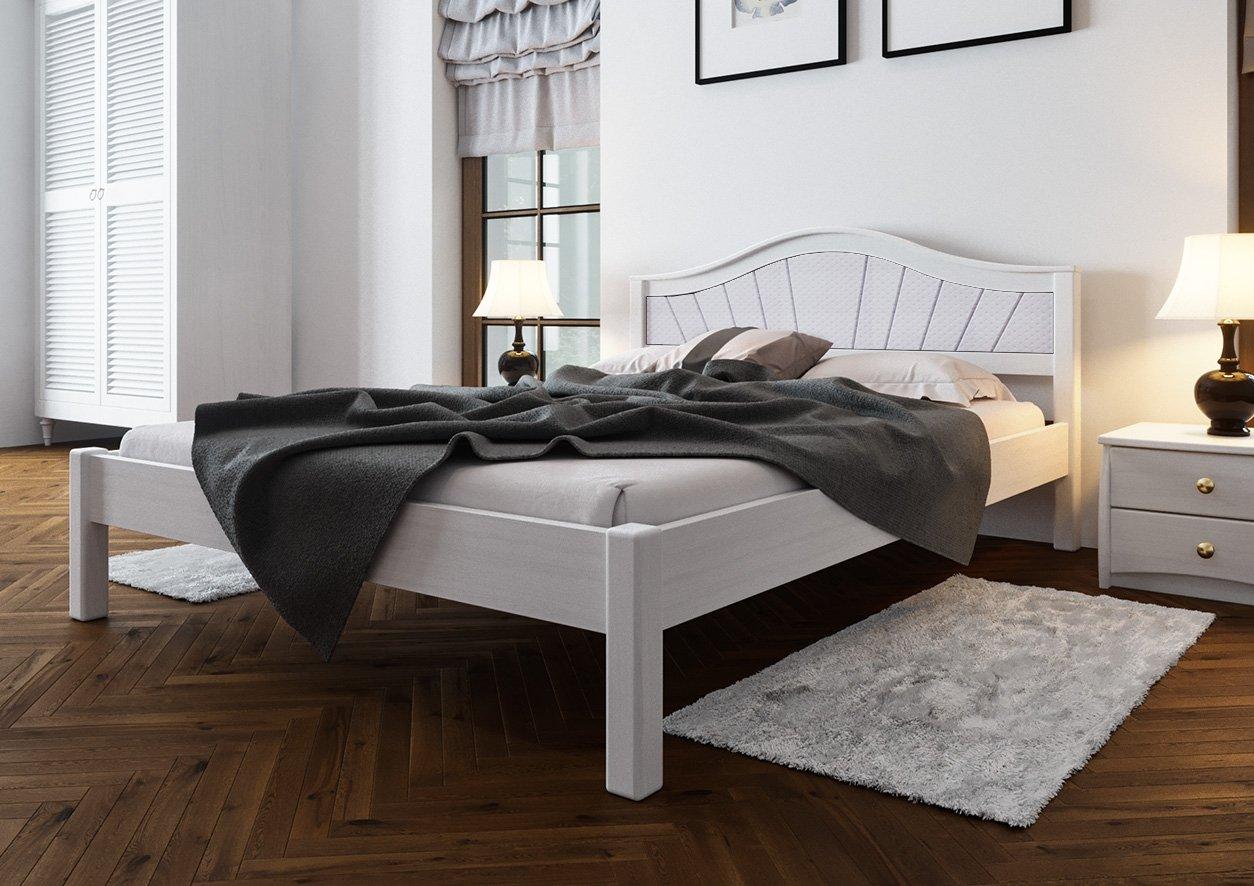 Ліжко Італія + М'яка вставка 3