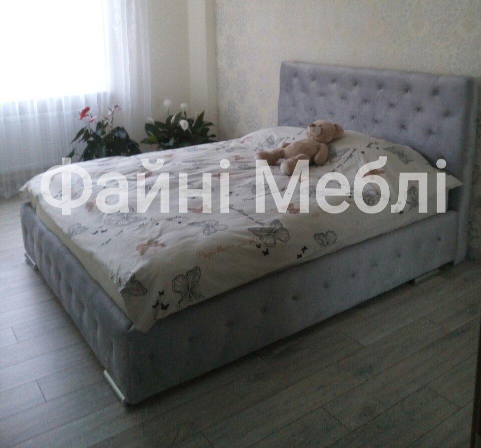 Ліжко Арабель + ВІДЕООГЛЯД 8