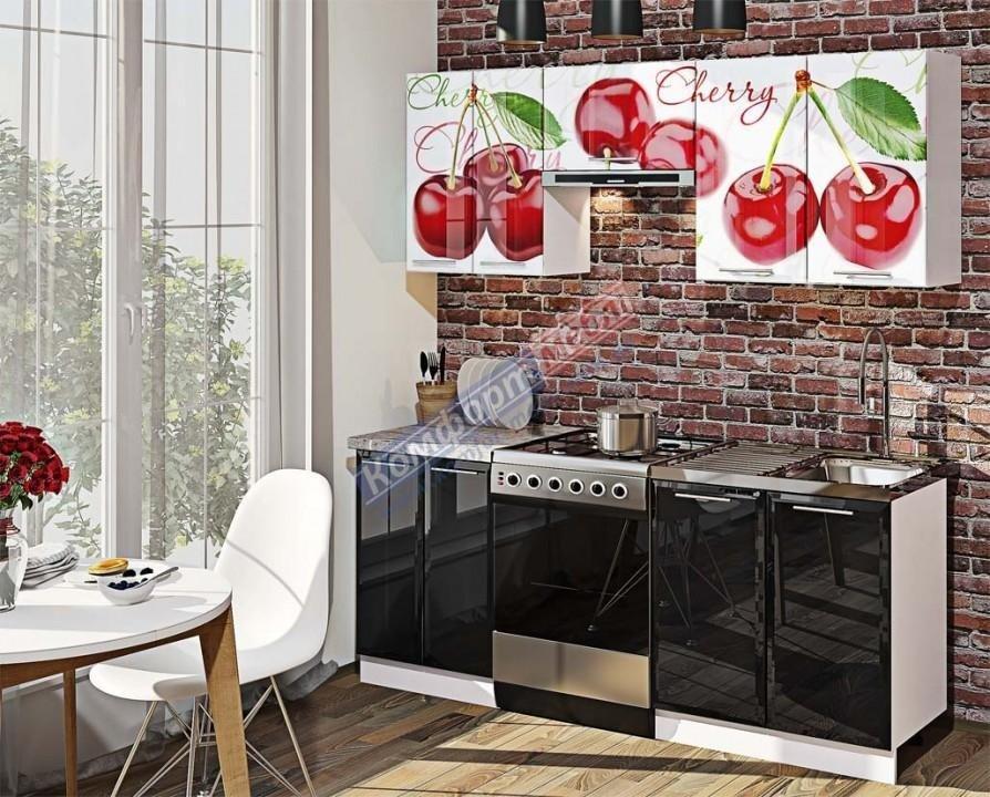 Модульна кухня Хай-тек глянець 9