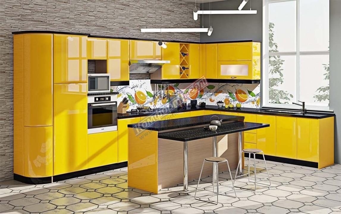 Модульна кухня Хай-тек глянець 33