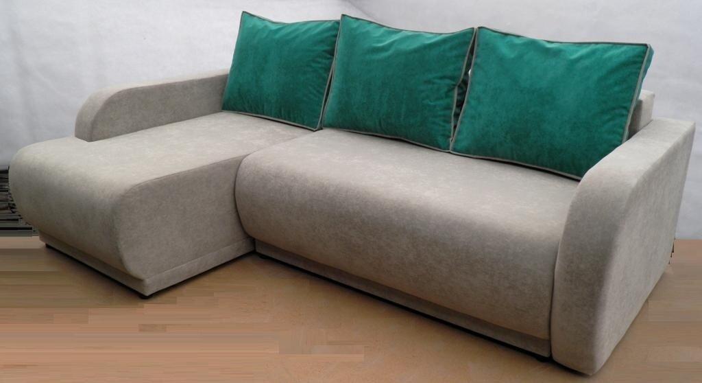 Угловой диван Барселона 2 1