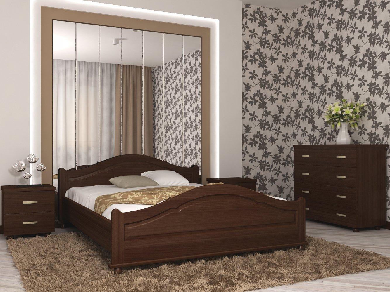 Ліжко Орхідея 0