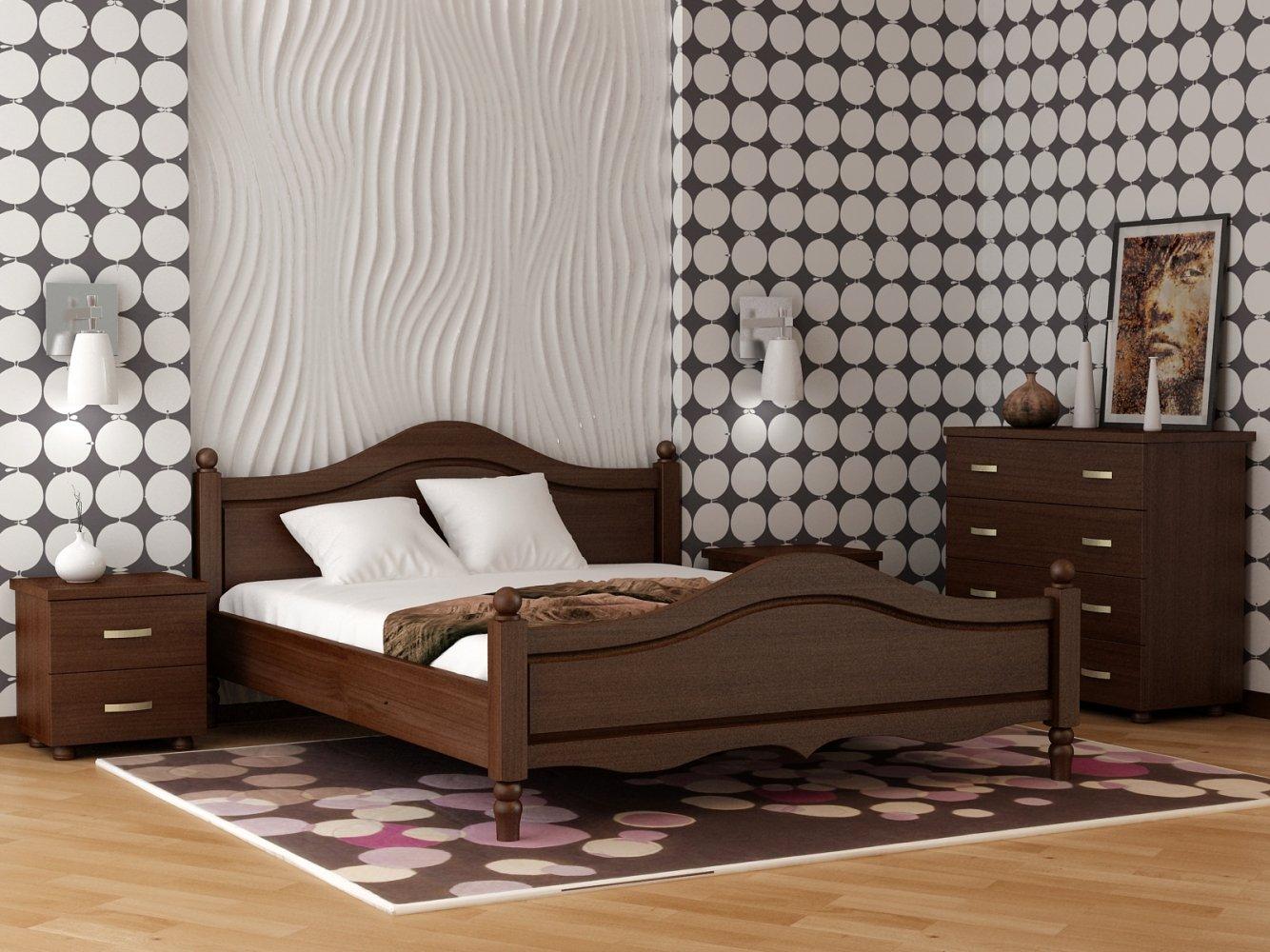 Кровать Лаванда 1
