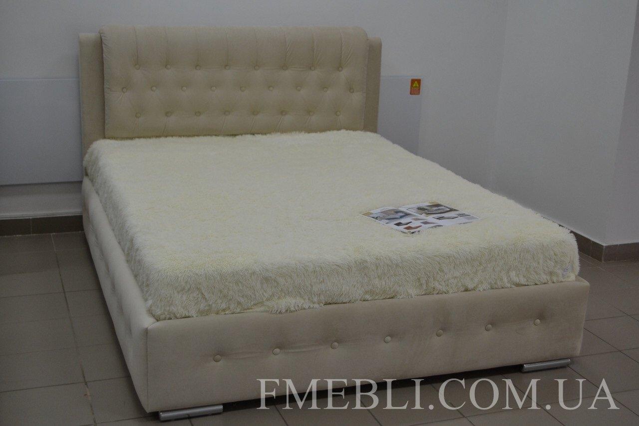 Ліжко Беатріс з підйомним механізмом + Відеоогляд 6