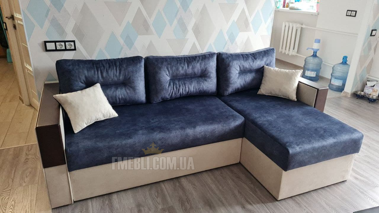 Кутовий диван Мадрід + Відеоогляд 21